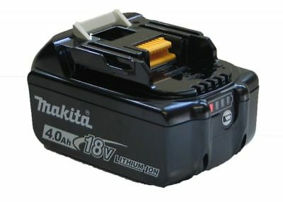 MAKITA LXT BATTERY BL1840B 18V 4Ah LI-ION With Charge Indicator