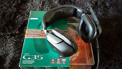 Logitech G35 Surround Sound Headset