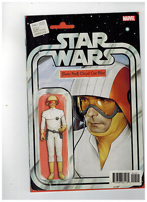 STAR WARS #44  1st Printing - Action Figure Variant Cover   / 2018 Marvel Comics