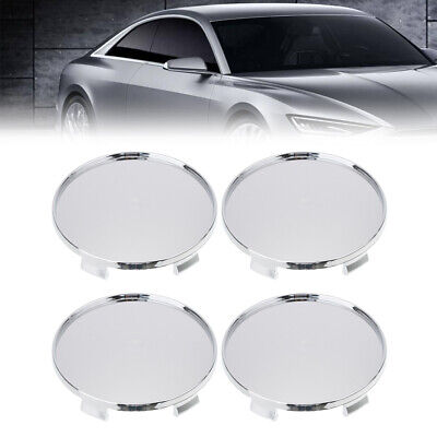For Audi Wheel Center Caps Centre Universal Alloy rim Plastic Hub Cap 69mm 65mm