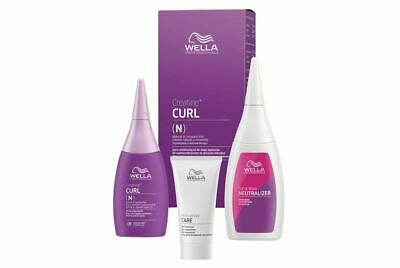 Wella Creatine+ Curl Hair Kit (N) für normales bis widerspenstiges Haar