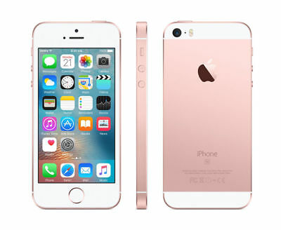 Apple Iphone Se 64Gb Rose Gold - Ohne Simlock