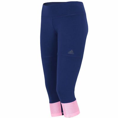 adidas 3 4 tight q2 damen sport leggings fitness training. Black Bedroom Furniture Sets. Home Design Ideas
