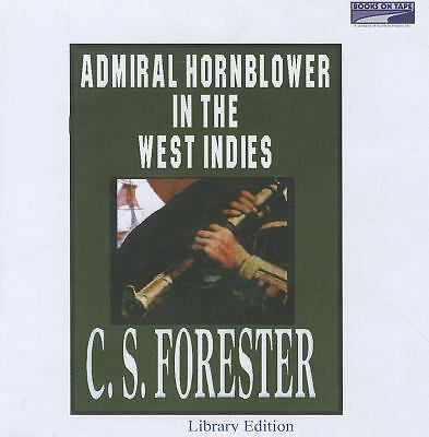 Admiral Hornblower in the West Indies (Horatio Hornblower Series)  - Audiobook