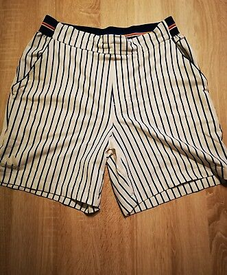 Adidas Pharrell Williams US Open Tennishose Kurz Gr. M Thiem Zverev Tennisshorts
