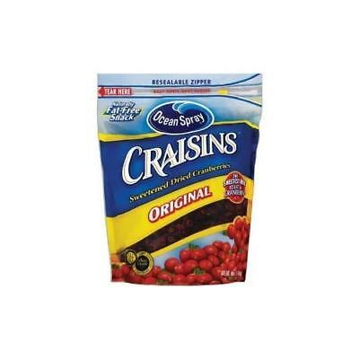 Ocean Spray Craisins Sweetened Dried Cranberries - 48 oz (3 Pounds)