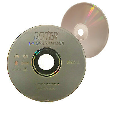 (Nearly New) Disc 4 ONLY Dexter Season 7 Drama Not Rated DVD - XclusiveDealz
