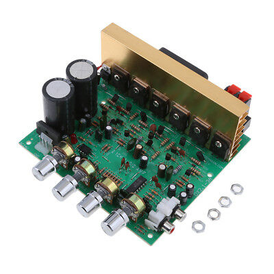 200W 2.1 Channel Subwoofer Audios Amplifier Board High Power DIY Modules New