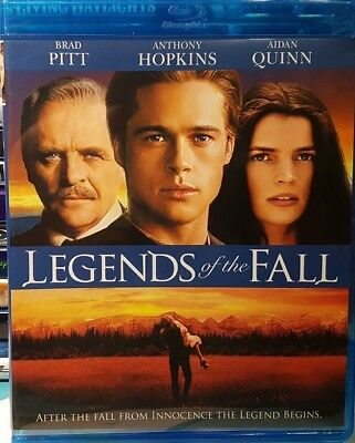 Legends Of The Fall ( Blu Ray, 2011 )
