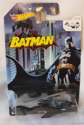 Batcopter Die-Cast Model from the Batman Series by Hot Wheels