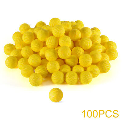 100x Refill Replace Bullet Balls for Nerf Rival Apollo Zeus Children Toy TH589