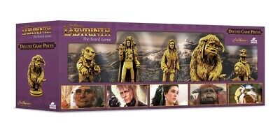 Other Statues--Labyrinth - Board Game Deluxe Pieces 5-Pack