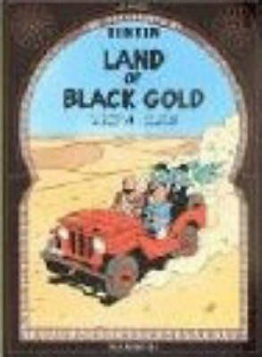 Land of Black Gold by Herge 9781405206266 (Paperback, 2002)