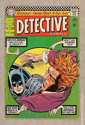Detective Comics (1st Series) #352 1966 GD+ 2.5