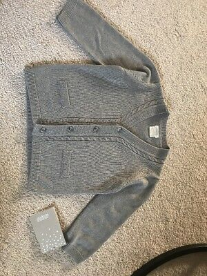 Mamas And Papas Brand New Cardigan 12-18 Months
