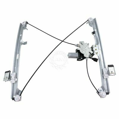 Power Window Regulator & Motor Front RH Right Passenger for Chevy GMC Truck