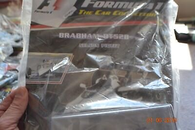 Formula 1 The Car Collection - Part 30 - 1983 - Brabham Bt52B - Nelson Piquet