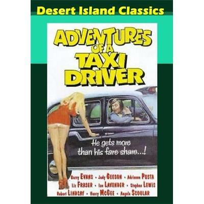 Adventures Of A Taxi Driver DVD Movie 1976
