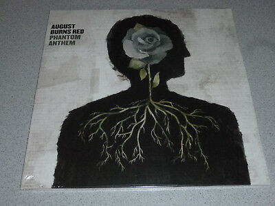 AUGUST BURNS RED - Phantom Anthem - 2LP Vinyl /// Neu & OVP /// Gastefold Sleeve