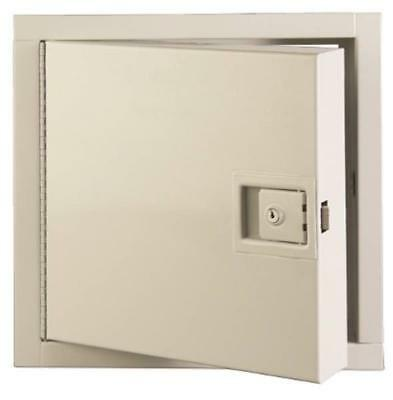 "NEW Karp KRPP2424PH WHITE STEEL Fire Rated Access Door, 24"" x 24"" 0162214"