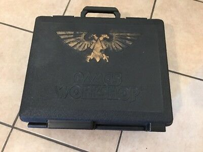 Warhammer - Games Workshop Official Carry Case With Red Foam