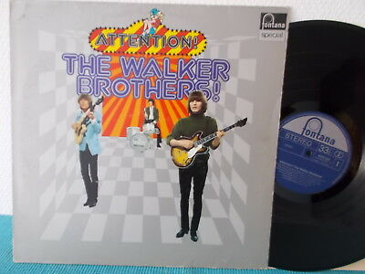 60's beat > WALKER BROTHERS attention! > D 1973 top