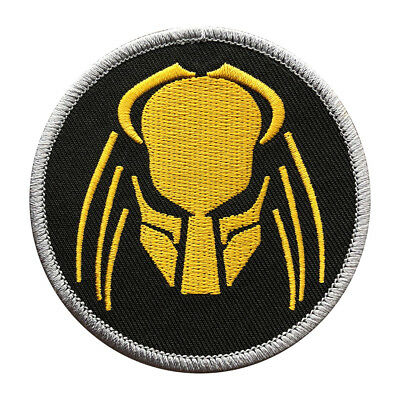 Predator Alien Movie Arnold Predator Hook Fastener Patch (MPR1V)
