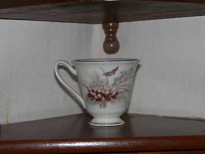 Oxford Div. of Lenox TRANQUILITY Small Bone China Cup