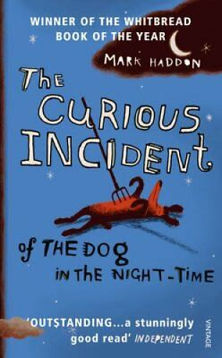The Curious Incident of the Dog in the Night-time by Mark Haddon 9780099450252