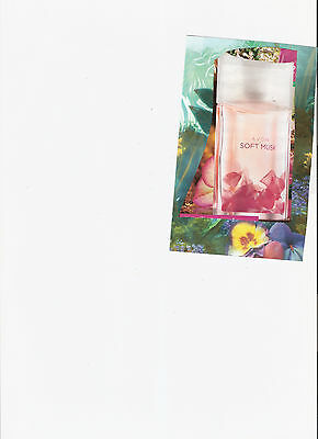 Soft Musk Eau de Toilette-Spray Avon Neu Orig.Verpckung 50ml