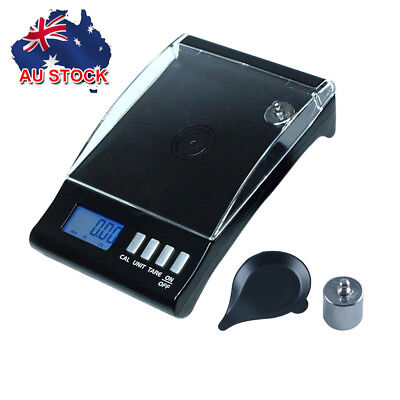 0.001g 30g High Precision Pocket Jewellery Scale Electronic Digital Milligram AU