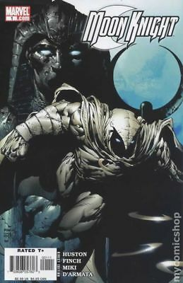 Moon Knight (3rd Series) 1A 2006 VF Stock Image