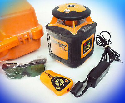 Acculine PRO Laser Level 40-6560 Surveying Rotary Tool by Johnson