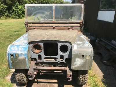 Land Rover series 1 project no reserve