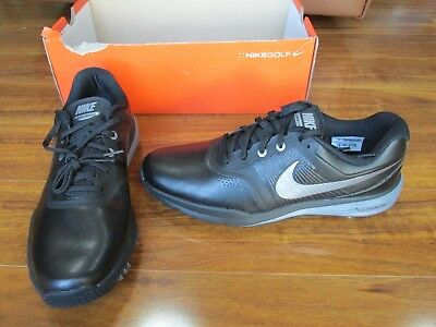 8bc577047979 NEW Nike Lunar Command Golf Shoes MENS sz 8.5 Black Grey 704427 001  150