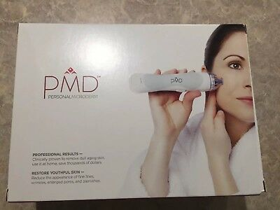 PMD Personal Microderm System BRAND NEW IN BOX
