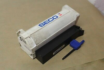 New Seco SDHCL2525M15 Left Hand Lathe Turning Tool In Box (IT701)