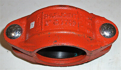 VICTAULIC PIPE FITTING QuickVic COUPLING 107N 2