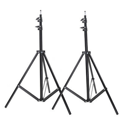 Neewer 2 Pieces 9 Feet/260 Centimeters Photo Studio Light Stand Tripod