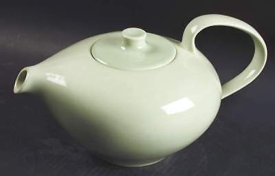 Iroquois Russel Wright CASUAL LETTUCE GREEN Tea Pot 268427