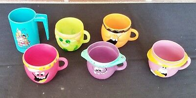 Vintage 70's Promotional Kool Aid Cups (5) And One Josie & The Pussycats