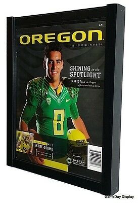 Standard Sized Magazine Display Frame by GameDay Display Check Our Ebay Store