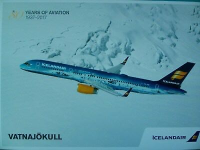 1 AK - Boeing 757-200 - Icelandair - Airline Issue - RARITÄT (A)  !