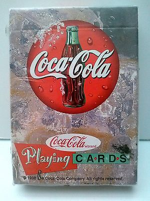 Coca Cola Playing Cards--POLAR BEARS (2000) Unopened