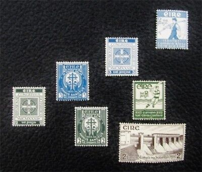 nystamps British Ireland Stamp # 83-90 Mint OG NH $31