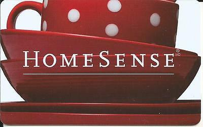 Cup Of Coffee Mint Gift Card From Homesense Canada Bilingual No Cash Value