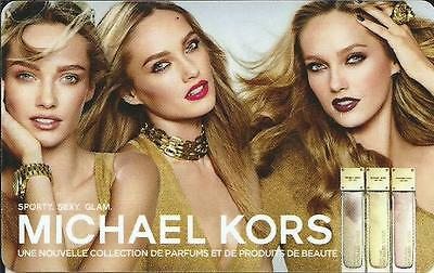 Michael Kors Girls Mint Gift Card From Hbc Canada French Only No Value
