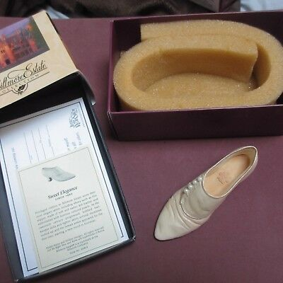 JUST THE RIGHT SHOE Sweet Elegance JTRS 25415 Raine Biltmore Estate Collection