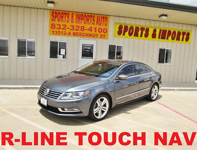Volkswagen CC 4dr Sedan DSG R-Line LOW MILES  R-LINE ED NAVIGATION LOW SHIPPING