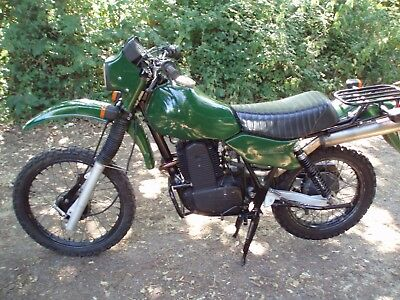 Armstrong MT500 Ex army classic thumper